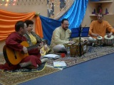 Концерт в Костроме: раги, бажджаны, каввали, танец